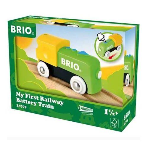 My First Railway Battery Engine