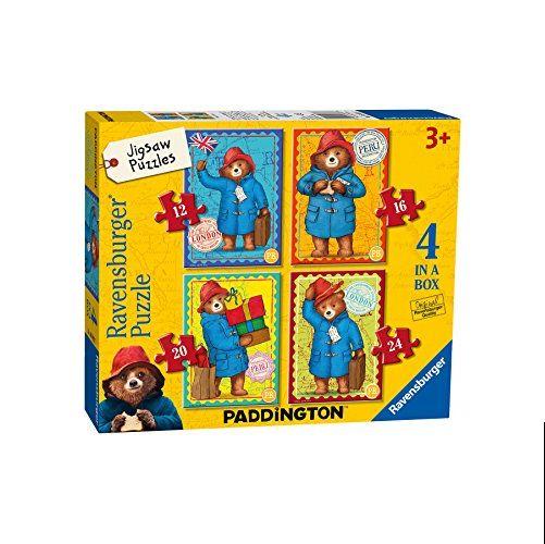 Paddington Bear 4 in a Box