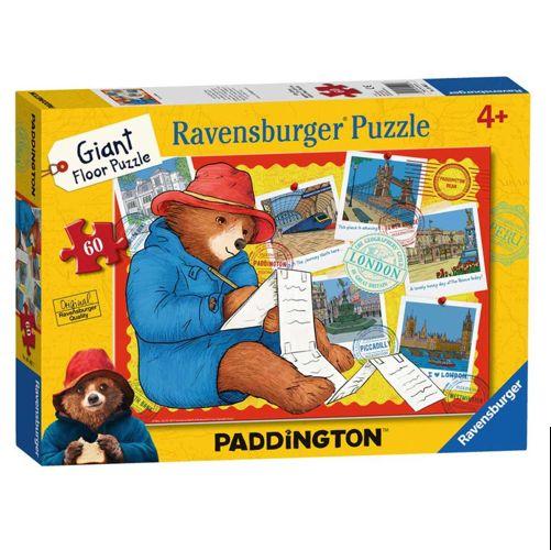 Paddington Bear Giant Floor Puzzle. 60pc