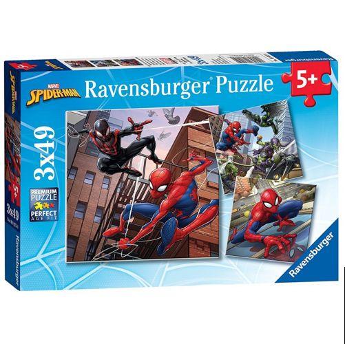 Spider-Man 3x 49pc