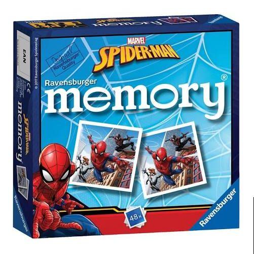 Spider-Man Mini Memory