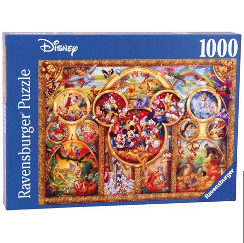 The Best Disney Themes, 1000pc