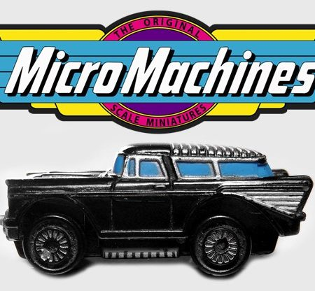 Throwback Thursday – Micro Machines