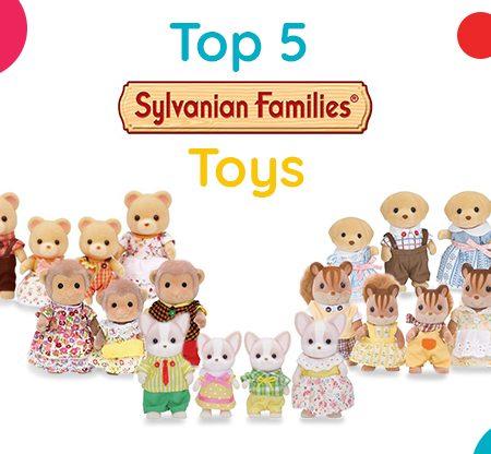 Top 5 Sylvanian Families