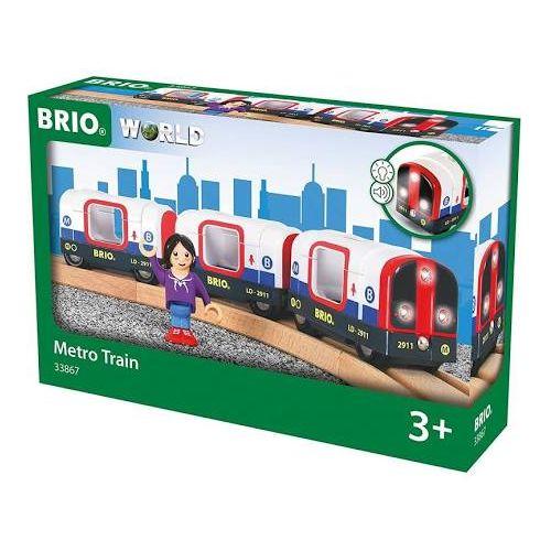 Tube Metro Train