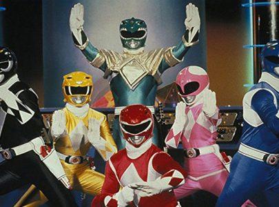 Throwback Thursday – Power Rangers