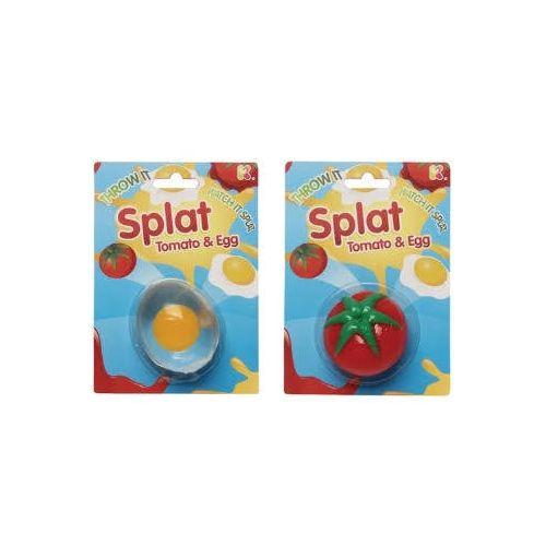 Tomato/Egg Splat Ball Assortment (One Supplied)