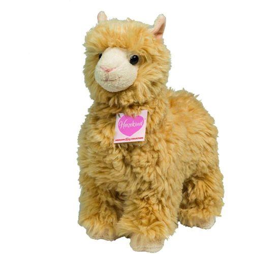 Llama Goldi (beige) 24 cm