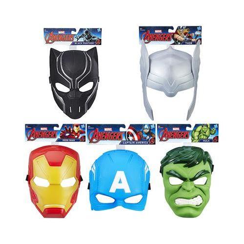 Avengers Hero Mask Assortment (One Supplied)
