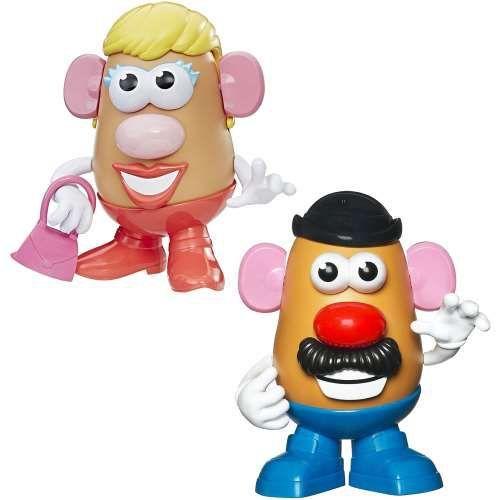 Mr And Mrs Potato Head Assortment