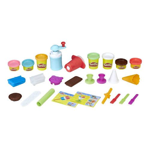 Play-Doh Frozen Treats