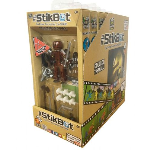 StikBot Action Pack Assortment