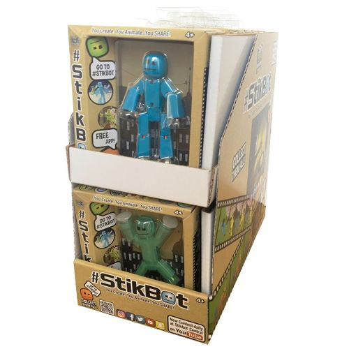 StikBot Assortment (One Supplied)