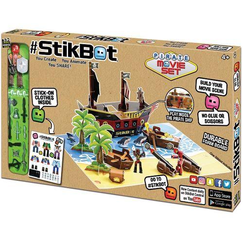 StikBot Pirate Movie Set