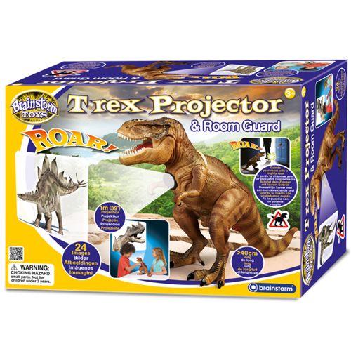 T rex Projector & Room Guard