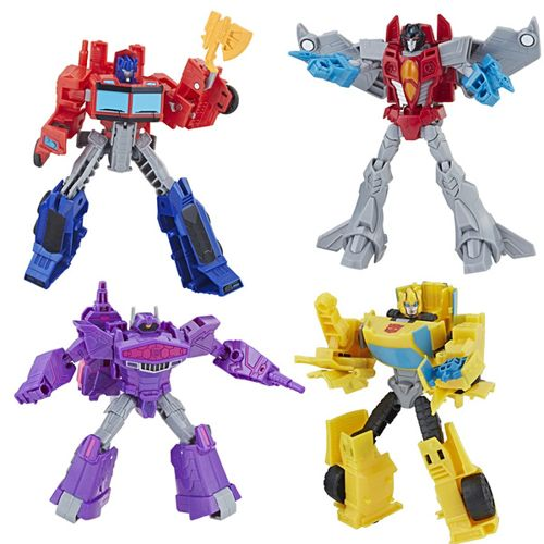 Transformers Cyberverse Warrior Assortment