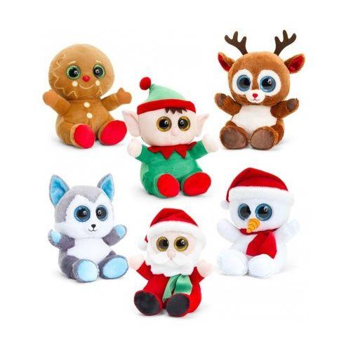 25cm Animotsu Christmas Assorted - (One Supplied)