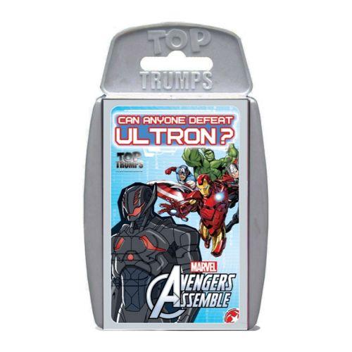 Avengers Assemble - Top Trumps Specials