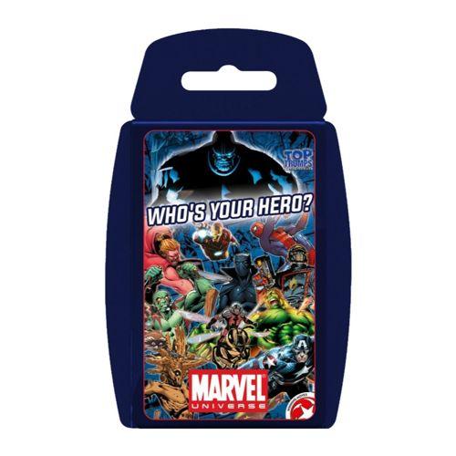 Marvel Universe - Top Trumps Specials