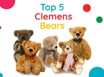 Top 5 Clemens Bears