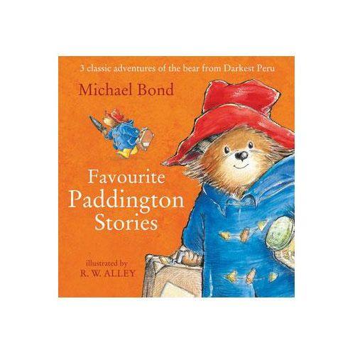Favourite Paddington Stories [Book]