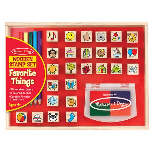 Favourite Things Stamp Set