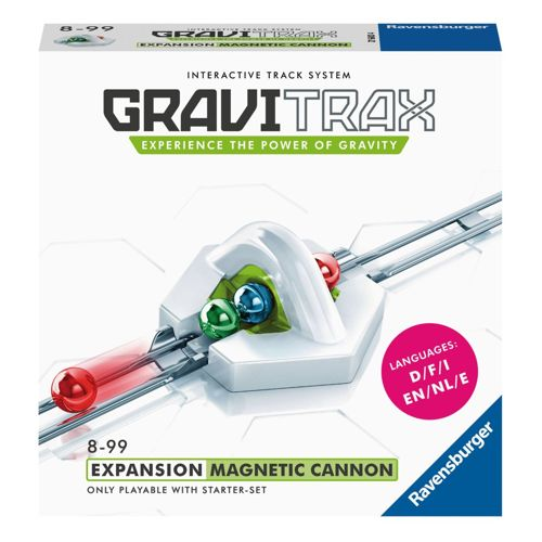 Gravitrax Add on Magnetic Cannon