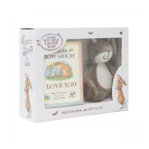 Guess How Much I Love You - Book & Toy Set