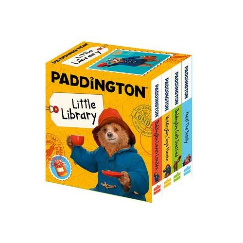 Paddington Movie Little Library