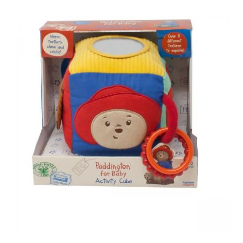 Paddington for Baby Activity Cube