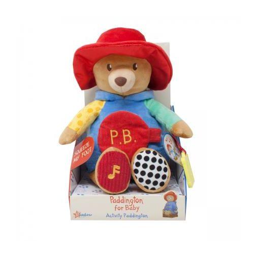 Paddington for Baby Activity Toy