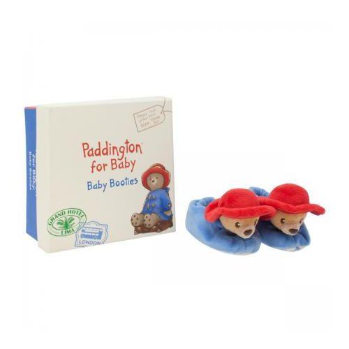 Paddington for Baby Booties Set