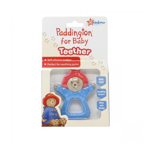 Paddington for Baby Teether