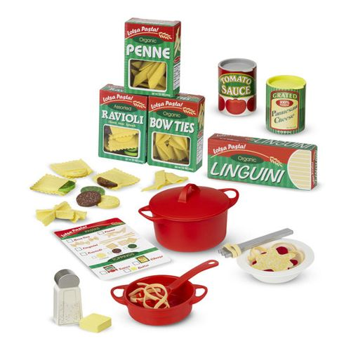 Pasta Play Set