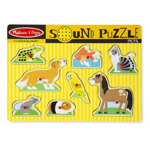 Pets Sound Puzzle Sound Puzzle