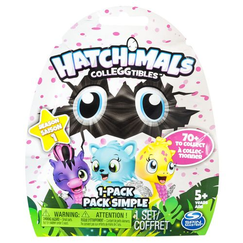 Hatchimals CollEGGtable Figurine Blind Bag