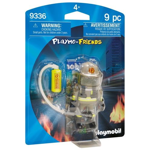 Playmobil Collectable Firefighter