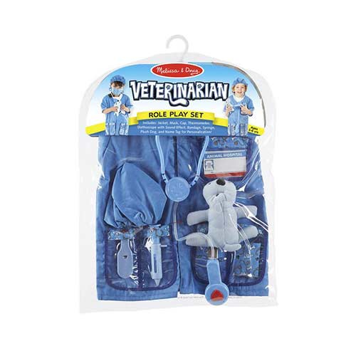Veterinarian Outfit Toys Toy Street Uk