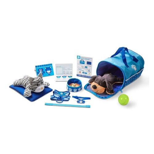 Pet Travel Playset Tote And Tour