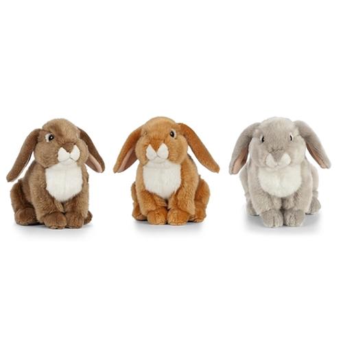 23cm Sitting Rabbit x 3
