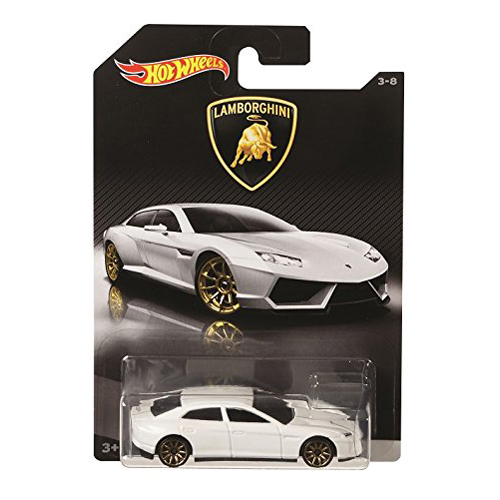 Hot Wheels Car Lamborghini Reventon