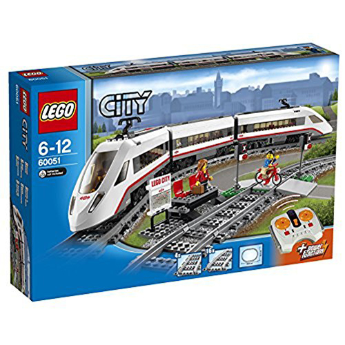 LEGO City High Speed Passenger Train (60051)