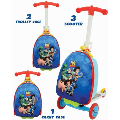 Toy Story 3-In-1 Scootin' Suitcase