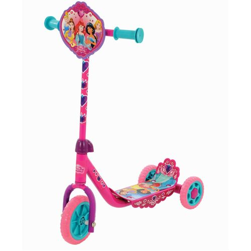 Disney Princess Deluxe Tri-Scooter - New Design