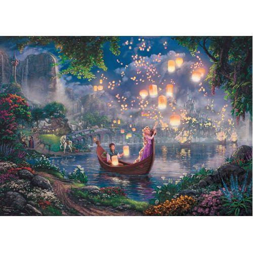 Thomas Kinkade: Disney - Tangled (1000Pc)