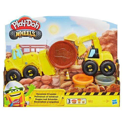Play-Doh Excavator N Loader