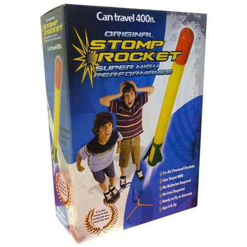 Super High Performance Stomp Rocket
