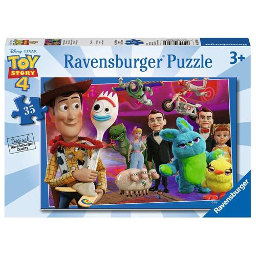 Toy Story 4 - Jigsaw 35pc