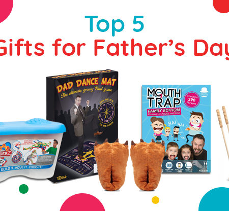 Top 5 Toys for Father's Day