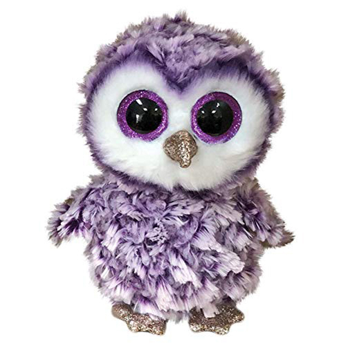 Moonlight Owl - Beanie Boos